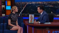 The Late Show with Stephen Colbert - Episode 149 - Sean Hayes, Brooklyn Decker, Lewis Black