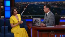 The Late Show with Stephen Colbert - Episode 151 - Lizzy Caplan, Neil Young, Mike Epps