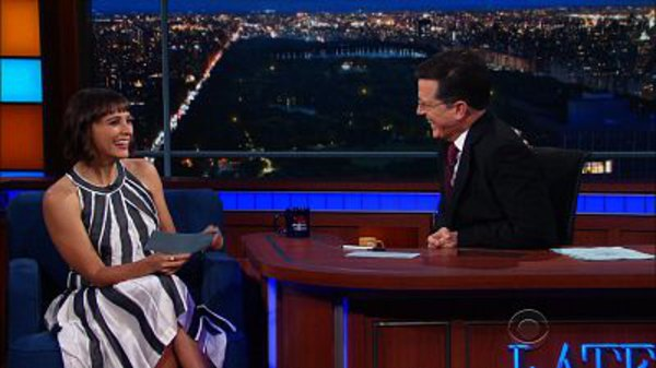 The Late Show with Stephen Colbert - S01E152 - Rashida Jones, Daveed Diggs, Marina Franklin The Struts