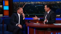 The Late Show with Stephen Colbert - Episode 153 - James Corden, Scott Speedman, Death Cab for Cutie