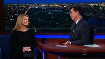The Late Show with Stephen Colbert - Episode 155 - Laura Linney, John Leguizamo, Gary Clark Jr., Paula Robison