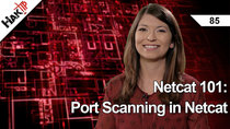 HakTip - Episode 85 - Netcat 101: Port Scanning in Netcat