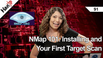 HakTip - Episode 91 - NMap 101: Installing and Your First Target Scan