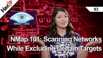 HakTip - Episode 93 - NMap 101: Scanning Networks While Excluding Certain Targets