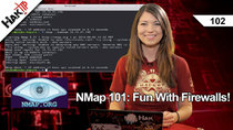 HakTip - Episode 102 - NMap 101: Fun With Firewalls!