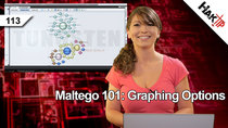 HakTip - Episode 113 - Maltego 101: Graphing Options