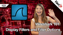 HakTip - Episode 122 - Wireshark 101: Display Filters and Filter Options