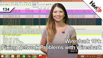 HakTip - Episode 134 - Wireshark 101: Fixing Network Problems with Wireshark