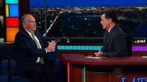 The Late Show with Stephen Colbert - Episode 158 - Bill O'Reilly, Anna Chlumsky, Aesop Rock