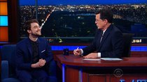 The Late Show with Stephen Colbert - Episode 159 - Daniel Radcliffe, George Lopez, HINDS