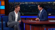 The Late Show with Stephen Colbert - Episode 163 - Alexander Skarsgård, Natasha Leggero, Ziggy Marley