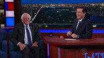 The Late Show with Stephen Colbert - Episode 166 - Bernie Sanders, Paul Dano, Rascal Flatts