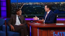 The Late Show with Stephen Colbert - Episode 170 - Samuel L. Jackson, Julie Klausner, ScHoolboy Q