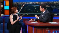 The Late Show with Stephen Colbert - Episode 171 - Ellie Kemper, Patrick Fugit, We Are Scientists