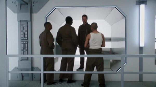 Dark Matter - S02E01 - Welcome to Your New Home