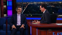 The Late Show with Stephen Colbert - Episode 174 - Nicholas Hoult, John Turturro, Bret Baier, Young Greatness