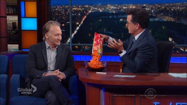 The Late Show with Stephen Colbert - S01E176 - Bill Maher, Michael K. Williams, Parquet Courts