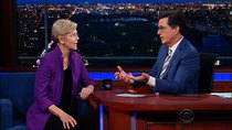 The Late Show with Stephen Colbert - Episode 181 - RNC, Elizabeth Warren, Billy Eichner, Cory Kahaney