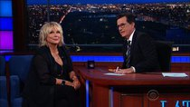 The Late Show with Stephen Colbert - Episode 182 - Jennifer Saunders
