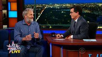 The Late Show with Stephen Colbert - Episode 184 - DNC, Jeff Daniels, Bassem Youssef, Aurora