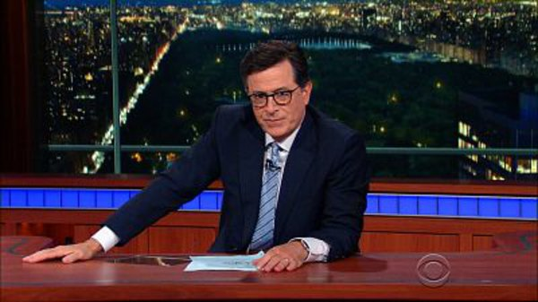 The Late Show with Stephen Colbert - S01E187 - DNC Highlights