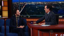 The Late Show with Stephen Colbert - Episode 188 - Viola Davis, Simon Helberg, Declan McKenna