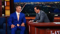 The Late Show with Stephen Colbert - Episode 190 - John Cena, Scott Eastwood, Aaron Neville