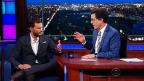 The Late Show with Stephen Colbert - Episode 191 - Jamie Dornan, Javier Muñoz, Malcolm Gladwell, The O'Jays