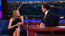 The Late Show with Stephen Colbert - Episode 192 - Diane Kruger, Mark Normand, Ibtihaj Muhammad