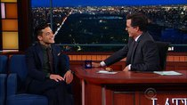 The Late Show with Stephen Colbert - Episode 194 - Rami Malek, Tika Sumpter, Parker Sawyers, Diana Gordon