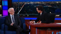 The Late Show with Stephen Colbert - Episode 195 - Anderson Cooper, Edgar Ramirez, Kip Moore