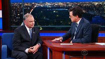 The Late Show with Stephen Colbert - Episode 196 - Tim Kaine, Tony Hale, Car Seat Headrest