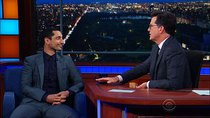 The Late Show with Stephen Colbert - Episode 198 - Riz Ahmed, Pedro Pascal, Angel Olsen