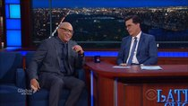 The Late Show with Stephen Colbert - Episode 201 - Larry Wilmore, Chris Noth, Sampha