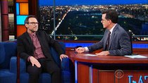 The Late Show with Stephen Colbert - Episode 200 - Christian Slater, Congressman John Lewis, Chris Geere
