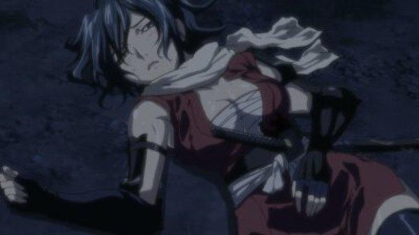 Hikenchou episode 1 manyuu Breast Flow!