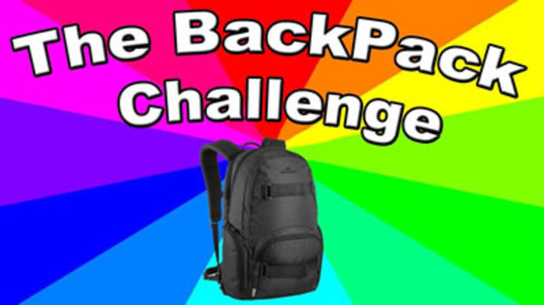 Behind The Meme - S01E58 - The BackPack Challenge