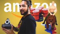 Amazon Prime Time - Episode 12 - 4 WEIRD THINGS ON AMAZON