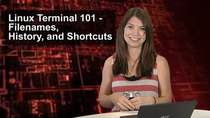 HakTip - Episode 60 - Linux Terminal 101 - Filenames, History, and Shortcuts