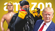 Amazon Prime Time - Episode 16 - STRETCH ARMSTRONG VS TRUMP