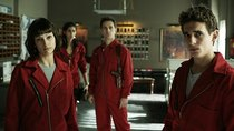 Money Heist - Episode 3 - Misfire