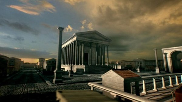 advanced engineering in the ancient city of rome