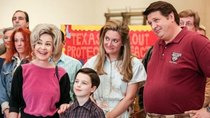 Young Sheldon - Episode 16 - Killer Asteroids, Oklahoma, and a Frizzy Hair Machine