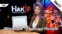 HakTip - Episode 145 - Wireshark 101: Pcapr review