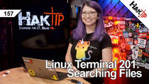 HakTip - Episode 157 - Linux Terminal 201: Searching Files