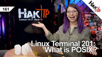 HakTip - Episode 161 - Linux Terminal 201: What is POSIX?