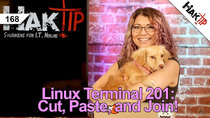 HakTip - Episode 168 - How to Use Cut, Paste, and Join: Linux Terminal 201