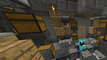 ElRichMC - Survival 1.7 - Episode 25 - /tp WuarIV ~ ~ ~ {ActiveEffects:[{Id:5,Amplifier:1,Duration:1340}]}