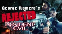Rejected Movie Ideas - Episode 9 - George Romero's Resident Evil