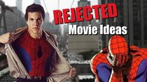 Rejected Movie Ideas - Episode 21 - Cannon Film's Ridiculous Spider-Man Movie